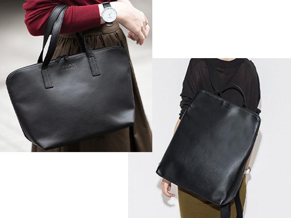 180グッドデザイン賞受賞バッグ・機械式腕時計イメージ