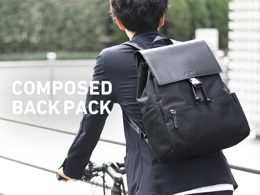 COMPOSED BACK PACK