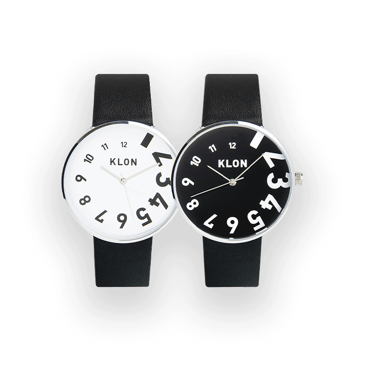 KLON EDDY TIME PAIR WATCH SURFACE Ver. 40mm