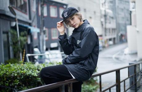 Mizuno KLON CAPイメージ写真1