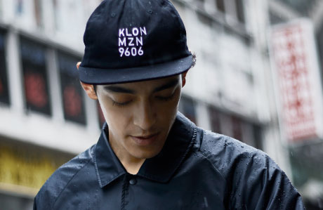 Mizuno KLON CAPイメージ写真2