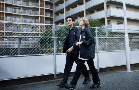 Mizuno KLON COACH JACKETイメージ写真1